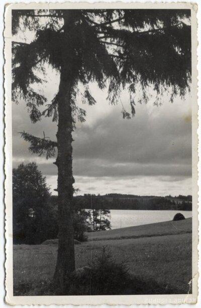 Lazdona. Rāceņu ezers