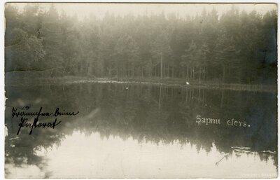 Sapņu ezers Laucienas pagastā