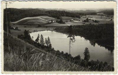 Ļaudona. Plenču ezers