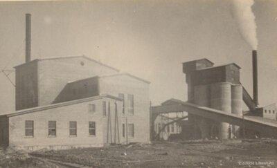 Brocēnu cementa fabrika
