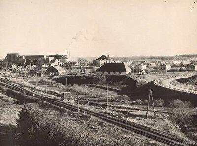 Brocēnu cementa fabrikas komplekss