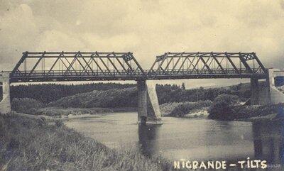Tilts pār Ventu pie Nīgrandes