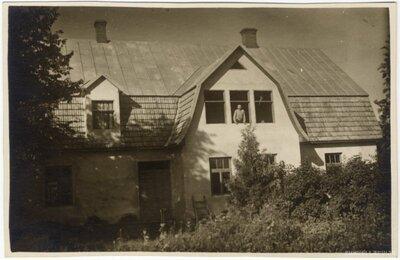 Rembates pagasts. Ogresziedu zemnieku saimniecības jaunā dzīvojamā māja