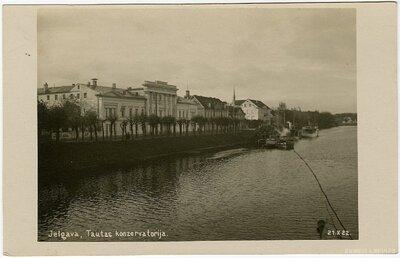Kurzemes Bruņniecības nams Jelgavā