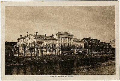 Kurzemes Bruņniecības nams