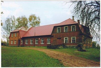 Galgauskas dziedāšanas biedrības nams