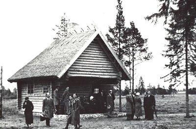 Oskara Kalpaka piemiņas muzeja Airītes pirts
