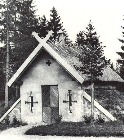 Oskara Kalpaka piemiņas muzeja Airītes pagrabs
