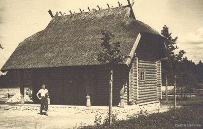 Oskara Kalpaka piemiņas muzeja Airītes klēts