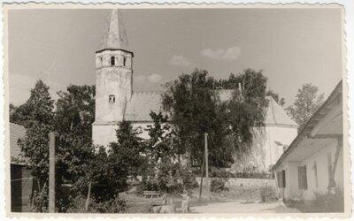 Neretas evaņģēliski lutersikā baznīca