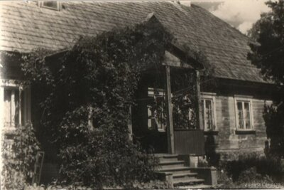 Benkavas mežniecības ēka