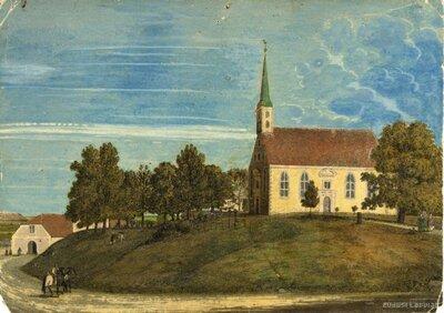 Limbažu evaņģēliski luteriskā baznīca