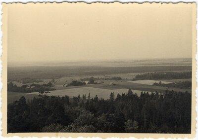 Kandavas pagasts. Abavas ieleja