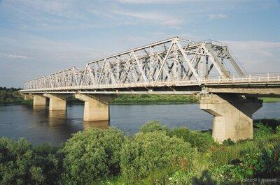 Tilts pār Daugavu pie Sventes