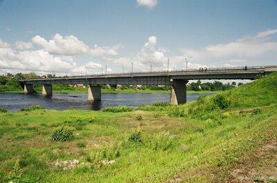 Tilts pār Daugavu Jēkabpilī