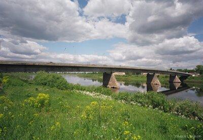 Tilts pār Daugavu Daugavpilī