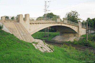 Viadukts Altonovas ielā Rīgā