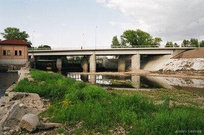 Tilts pār Dubnu Līvānos
