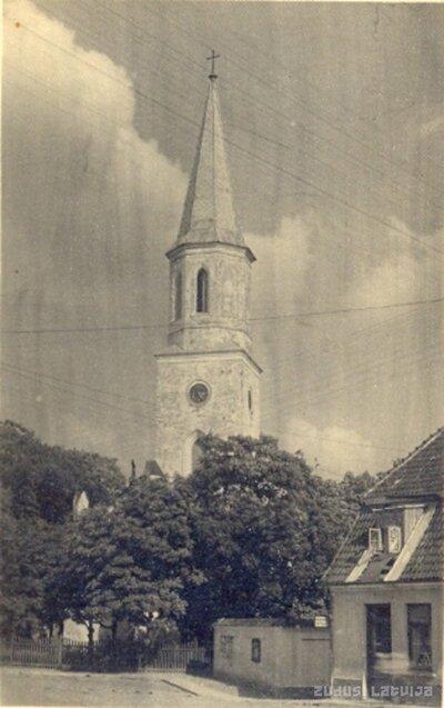 Kuldīgas Sv. Katrīnas luterāņu baznīca