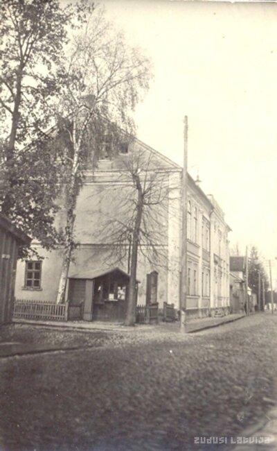 Kuldīgas pilsētas 2. latviešu pamatskolas ēka