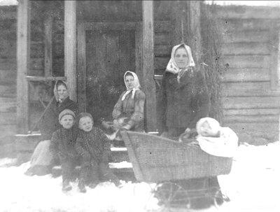 """Veclaicenes pagasts """"Mišu"""" mājas iedzīvotāji"""