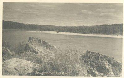 Daugava pie Oliņkalna