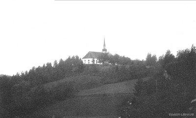 Opekalna luterāņu baznīca