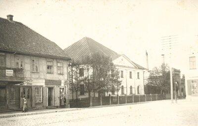 Bauskas sinagoga