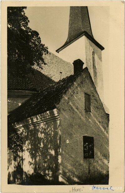 Vārmes luterāņu baznīca