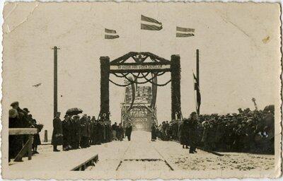 Krustpils-Jēkabpils dzelzceļa tilts pār Daugavu