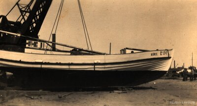 "Jūras zvejas laiva ""Kūrs"""