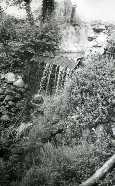 Kalešu ūdensdzirnavas