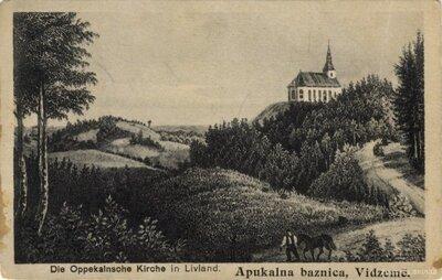 Opekalna evaņģēliski luteriskā baznīca