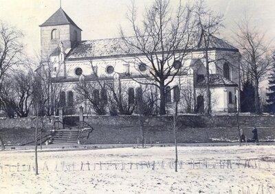 Saldus Sv. Jāņa luterāņu baznīca