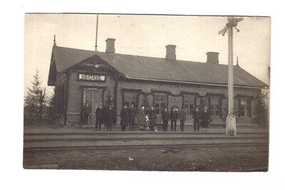 Vaidavas dzelzceļa stacija
