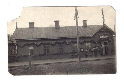 Alsviķu dzelzceļa stacija