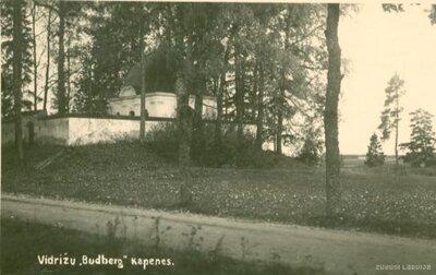 Budbergu dzimtas kapliča Vidridžos