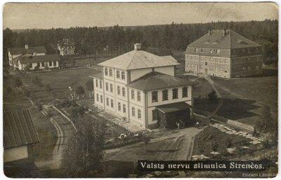 Valsts nervu slimnīca Strenčos
