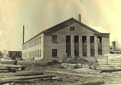 Saldus sērkociņu skaliņu fabrika