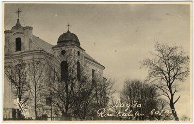 Dagdas katoļu baznīca