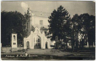 Krāslavas katoļu baznīca