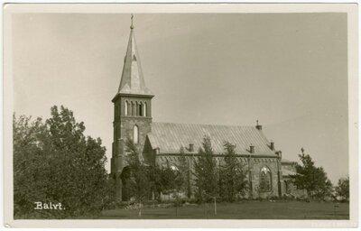 Balvu luterāņu baznīca