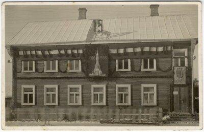 Ceļinieku kantoris Balvos