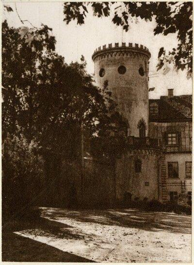 Cēsu Jaunās pils tornis