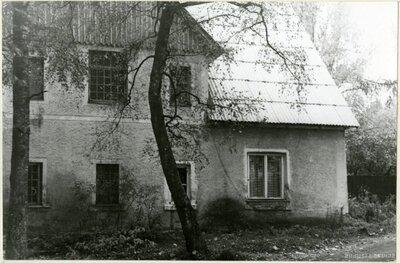 Katrīnkalna muižas kalpu māja