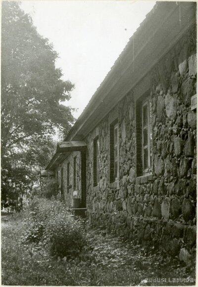 Vaives pagasts. Pilsskola