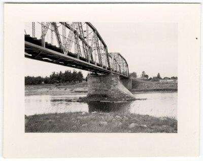 Valmiera. Dzelzceļa tilts