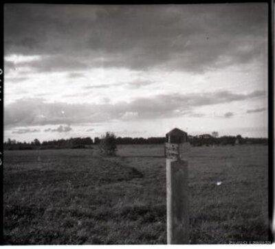 Bauskas pagasta robežstabs