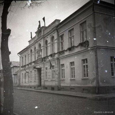 Bauskas vidusskolas ēka
