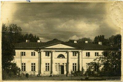 Budbergas muižas pils